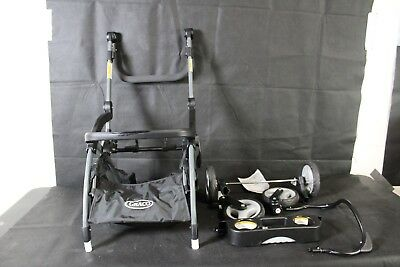 Snugrider Elite Infant Safety and Car Seat Frame Stroller