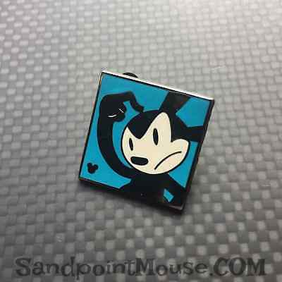 Disney 2014 HM Oswald Lucky Rabbit Expressions Confused Pin (UV:99909)