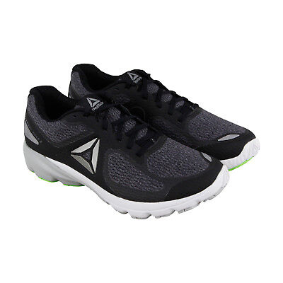 d5b6af98c79b Reebok Osr Harmony Road 2 Mens Gray Textile Athletic Lace Up Running Shoes