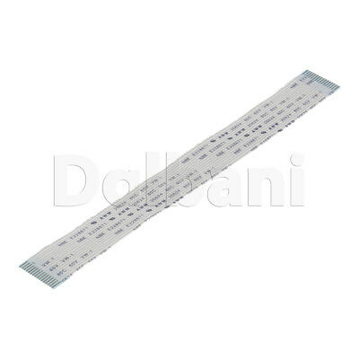 Flat Flexible Ribbon Cable Pitch 1 mm 16 Pin 160 mm Type 0 FFC