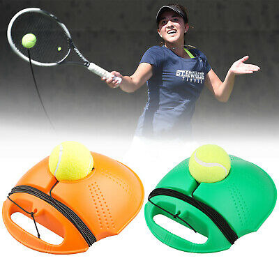 Tennis Ball Singles Training Practice Balls Back Trainer Fitness Tools+Tennis
