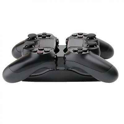 Ps4 Controller Station Charger Fast Charging Dock Stand Dual Usb Playstation 4