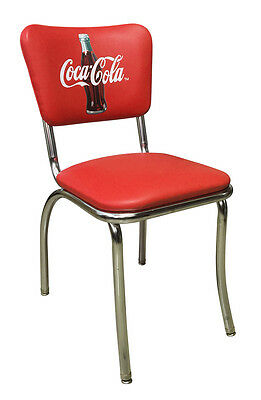 Coca-Cola Coke Bottle Bar Diner Chair Coca Cola