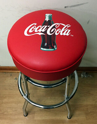Coca-Cola Coke Bottle Bar Stools Stool Coca Cola