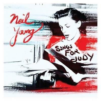 NEIL YOUNG Songs For Judy (Cardboard Digipak) CD NEW
