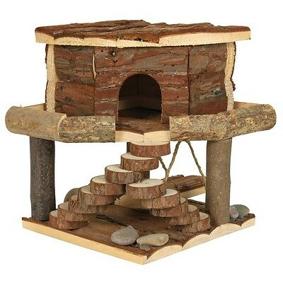 61777 Trixie Natural Living IDA House Small Hamster Mice Gerbil Playhouse