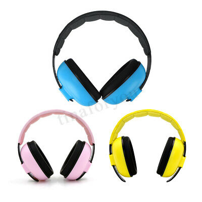 BABY Childs Ear Defenders Earmuffs Protection Noise Proof 3months+ Boys Girls