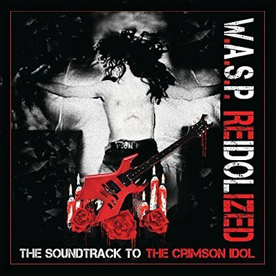 2018 JAPAN WASP W A S P REIDOLIZED 2 CD SET From japan