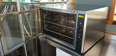Buffalo Convection Oven 50Ltr Litre 4 x 2/3 GN - CW863 Commercial Catering