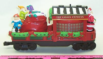 New Bright Holiday Express Animated G Train 387 Music