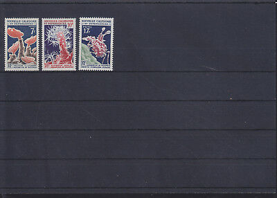 068810 Fische Fish Nouvelle Caledonie 402-04 ** MNH Year 1964
