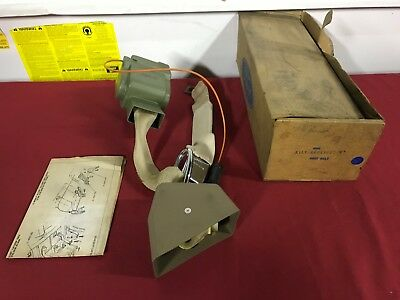 Nos 81 Lincoln Seat Belt E1Ly-66611A73-M