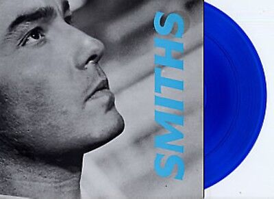 Smiths Panic, Blue Vinyl Limited Edition 12""