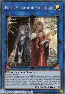SOFU-ENSE1 Isolde, Two Tales of the Noble Knights Super Rare Limited Edition Min