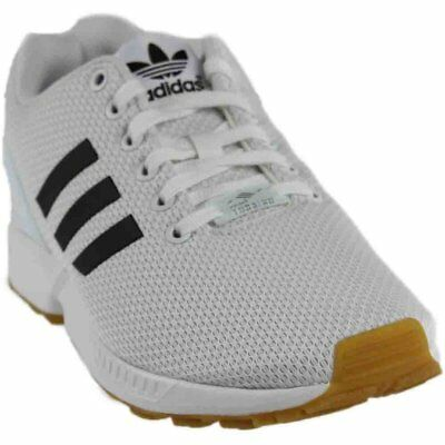 602f2c1c00c82 ADIDAS ZX FLUX shoes mens new sneakers trainers 3M B54177 black ...