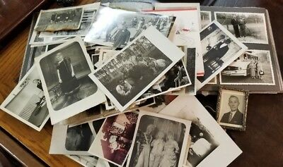 Large Estate Lot Group of Early 20th Century Photographs & Album 100+