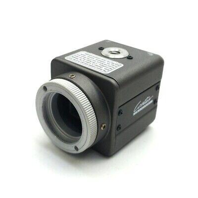 "Costar SI-C700N Machine Vision Camera 1/3"" Color CCD 976 x 494 S-Video BNC 12VDC"
