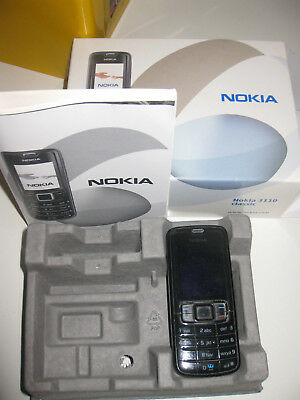 VINTAGE ICONIC In Box NOKIA 3110 CLASSIC MOBILE PHONE Lightweight Small CAMERA