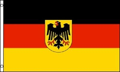 3x5 Germany with Eagle Nylon Flag Indoor Outdoor German National Country