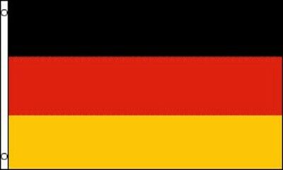 3x5 Germany Nylon Flag Indoor Outdoor German National Country Banner New