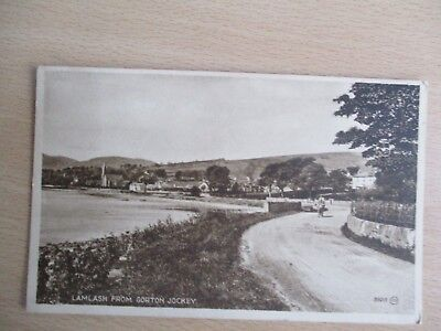 Lamlash -from Gorton Jockey- 1920s postcard