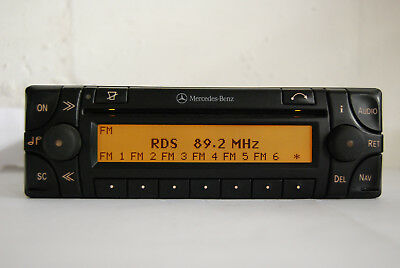 Original Mercedes Autoradio Audio 30 APS BE 4716 mit Navi  Youngtimer/Oldtimer