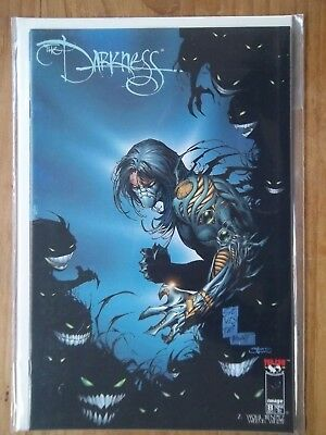 The Darkness #8 Top cow image comic silvestri