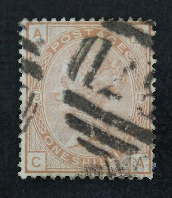 CKStamps: Great Britain Stamps Collection Scott#87 Victoria Used