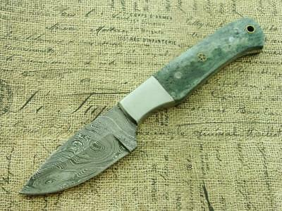 Custom Handmade Bone Hunting Fishing Skinning Knife Vintage Knives Tools