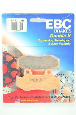 Sintered Double-H Brake Pads FA323/3HH For 99-00 Suzuki Burgman 250/400 Rear
