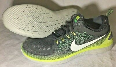 NEW $110 MEN'S NIKE FREE RN DISTANCE 2 SHOES size 12