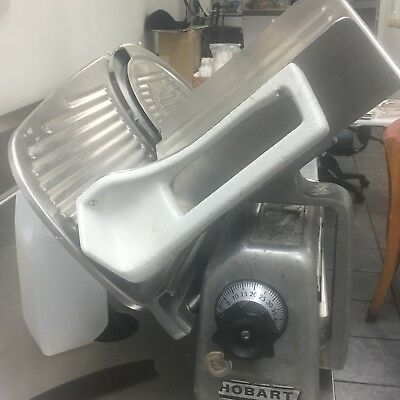 "Hobart 12"" Commercial Meat/cheese Deli Slicer"