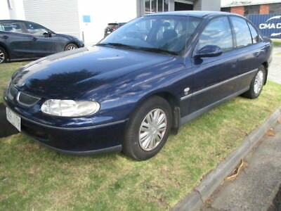 HOLDEN COMMODORE VT ACCLAIM V6 AUTO  279,400 klms  COMMODORE SEDAN with RWC