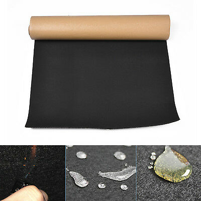5mm Car Auto Sound Proofing Deadening Insulation Closed Cell Foam 50X100cm New