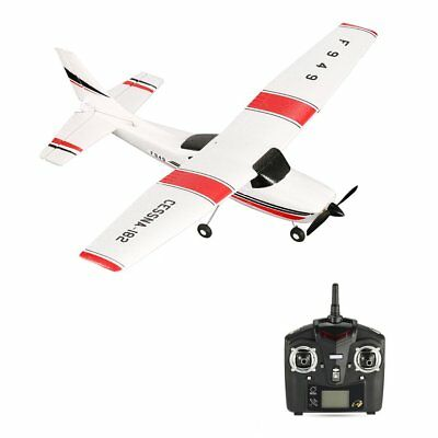 WLtoys F949 3CH 2.4GHz RC Airplane Fixed Wing RTF CESSNA-182 Plane Drone Toy NC