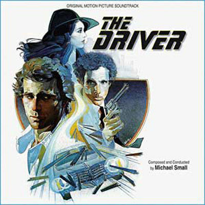 BLACK WIDOW/THE STAR CHAMBER/THE DRIVER ~ Michael Small CD LIMITED