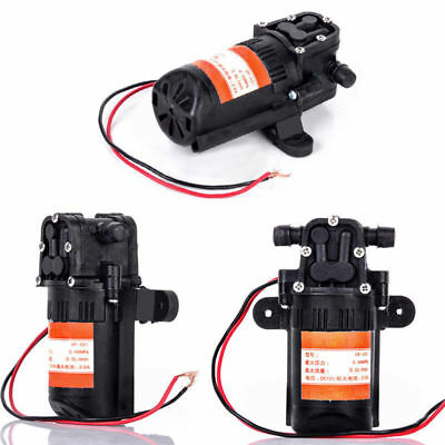 Agricultural Water Pump Electric Water Low power Atomization DC 12V 70 PSI 35W