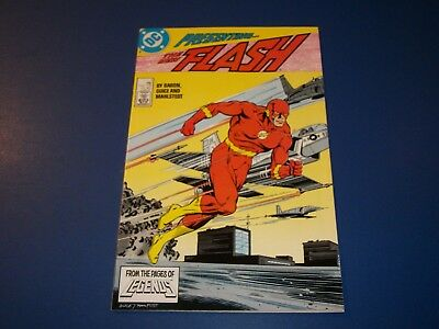 Flash #1 New Flash Teen Titans VF/VF+ Beauty Wow