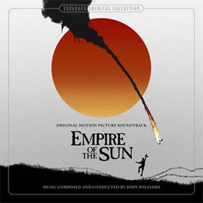 EMPIRE OF THE SUN ~ John Williams 2CD LIMITED EXPANDED