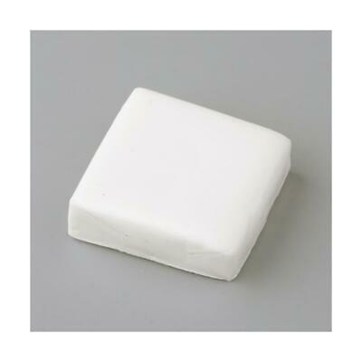 2 x 50g+ White Oven Bake Polymer Modelling Clay For Arts & Crafts Y13450