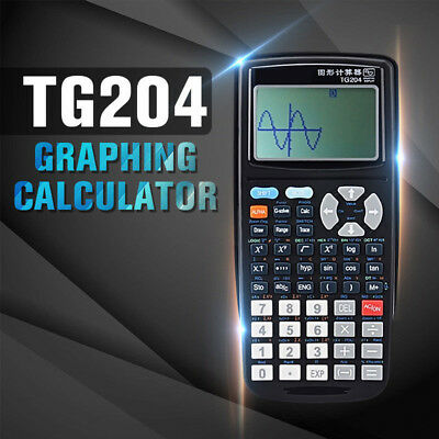 Scientific Graphing Graphic Calculator SAT Exam Math School Office Functional