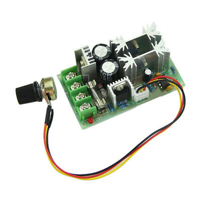 20A Speed Regulator Controller Switch Dimmer Max 1200W Pulse Width Frequency