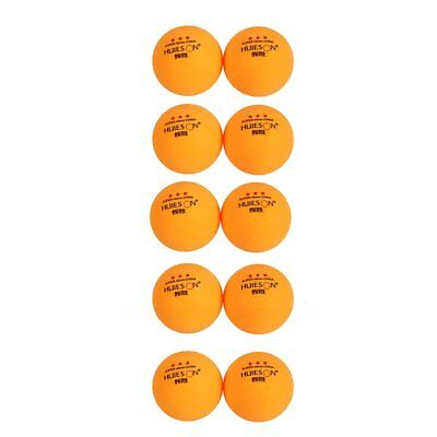 10 PCS/Bag Table Tennis Ball 3 Star Ping Pong Balls For Competition Training NC