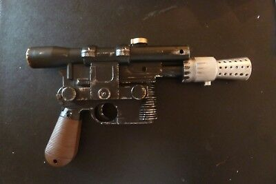 DL44 Blaster a Star Wars Story AnH Han Solo DL-44 Waffe Pistole Prop Cosplay DL