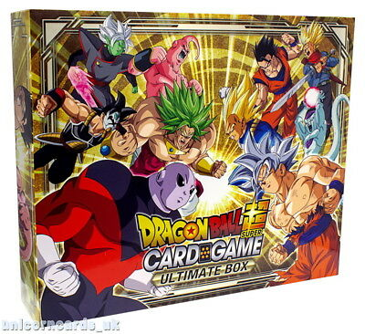 DragonBall Super Card Game - Ultimate Box :: Brand New And Sealed! ::