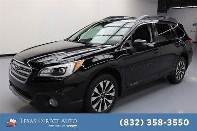 2015 Subaru Outback 3.6R Limited Texas Direct Auto 2015 3.6R Limited Used 3.6L H6 24V Automatic AWD SUV