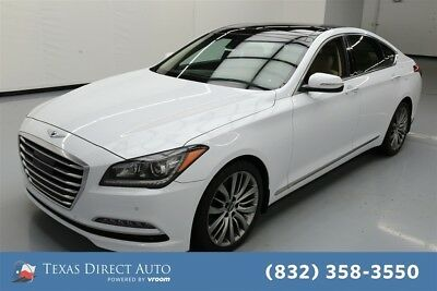 2015 Hyundai Genesis 5.0L Texas Direct Auto 2015 5.0L Used 5L V8 32V Automatic RWD Sedan Moonroof Premium