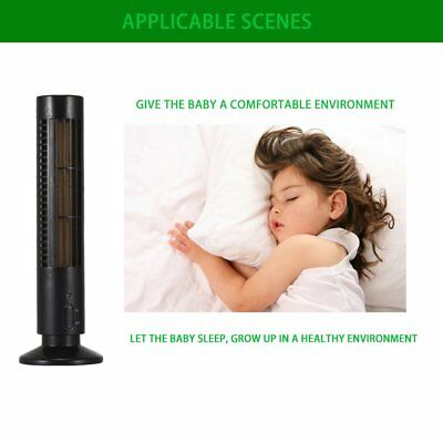 Air Cleaner Black Ionizator Portable Air Purifier Freshener 220V NC