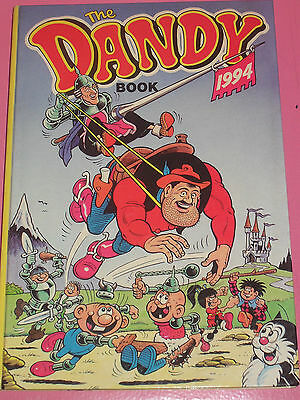 The Dandy Book Annual 1994 (Unclipped)