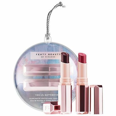 FENTY BEAUTY BY RIHANNA Two Lil Mattemoiselles -Chill Owt Edition-Christmas Gift